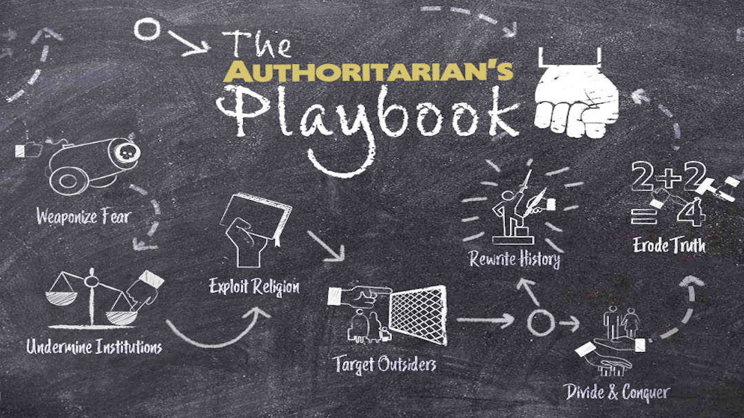 Authoritarian PlayBook