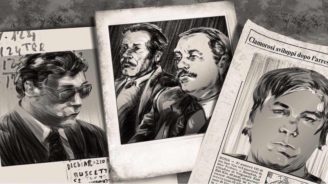 Il misterioso Kin e i narcos dell'eroina