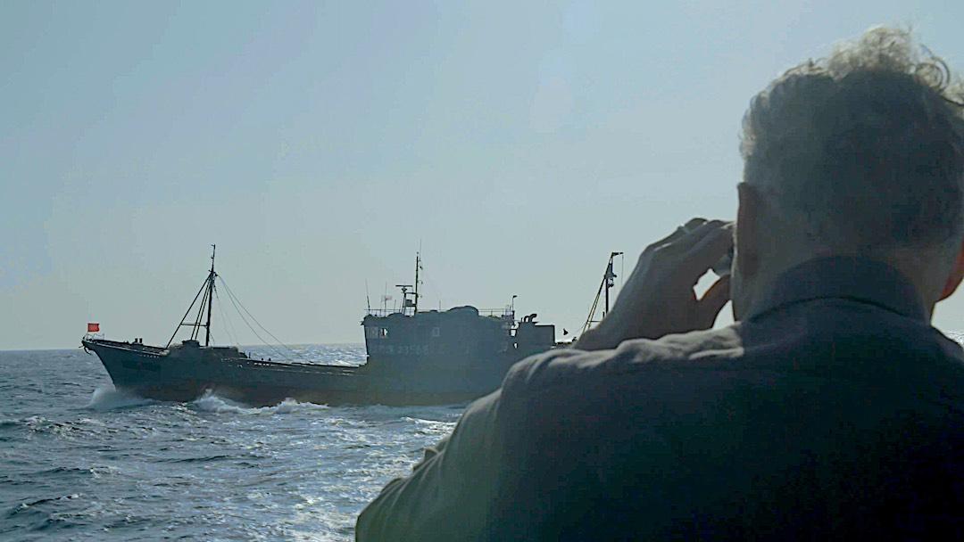 I segreti della flotta cinese di pescherecci pirata