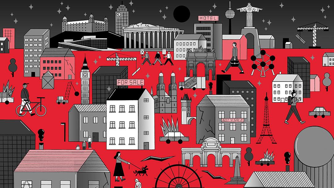 Città in affitto: indagine sui proprietari