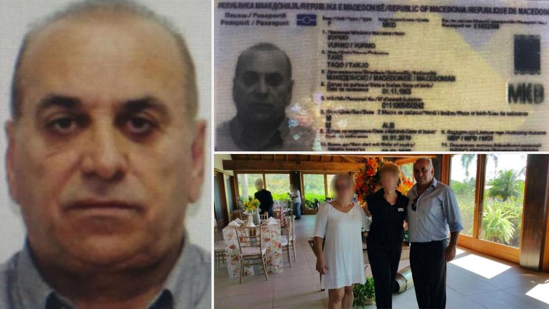 A Skopje scoperto un passaportificio per narcos
